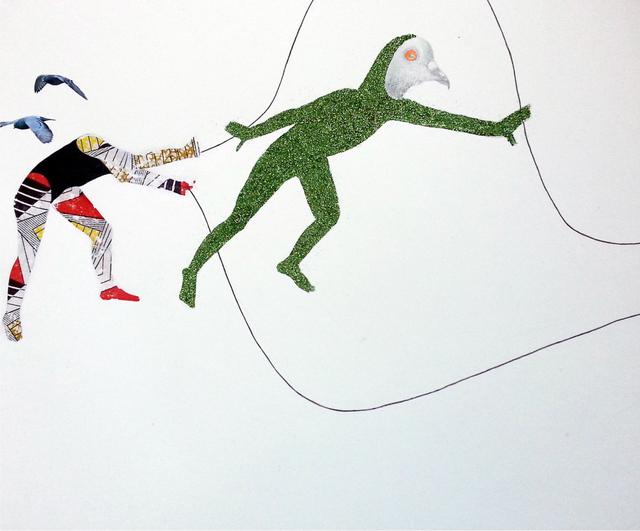, 'Double Dutch,' 2014, Tiwani Contemporary