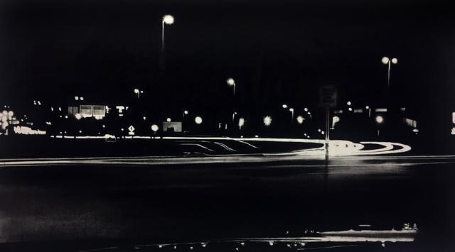 Petar Mirkovic, '3:14', 2018, Print, Charcoal on paper, Galerie Thalberg