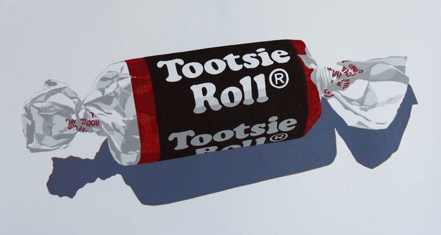 , 'Tootsie Roll,' 2015, Sue Greenwood Fine Art