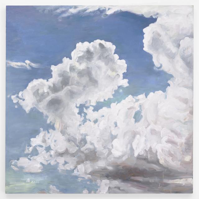 , 'Clouds (After Lange),' 2016, Nancy Hoffman Gallery