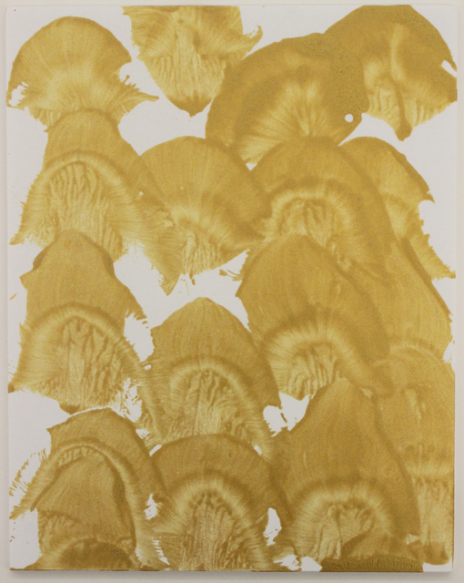 James Nares, 'Untitled', 2017, Painting, Oil on gator foam, Free Arts NYC Benefit Auction