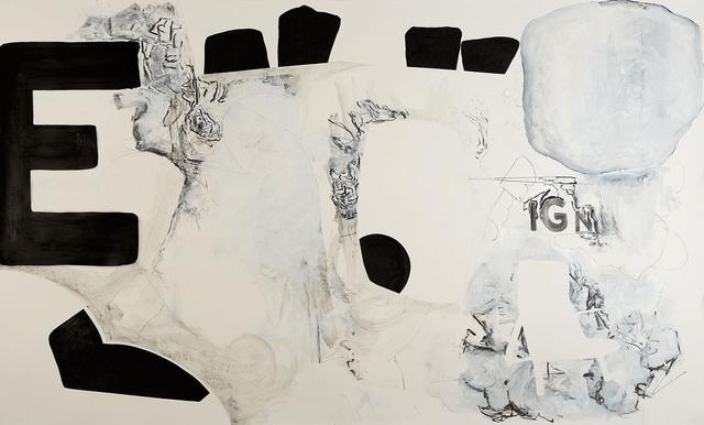 , 'E ign,' 2013, David Richard Gallery