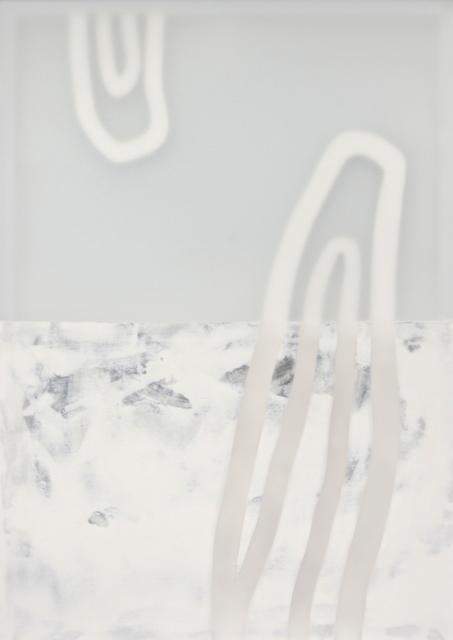 , 'Wasser Gleichend 2,' 2014, Diana Lowenstein Gallery