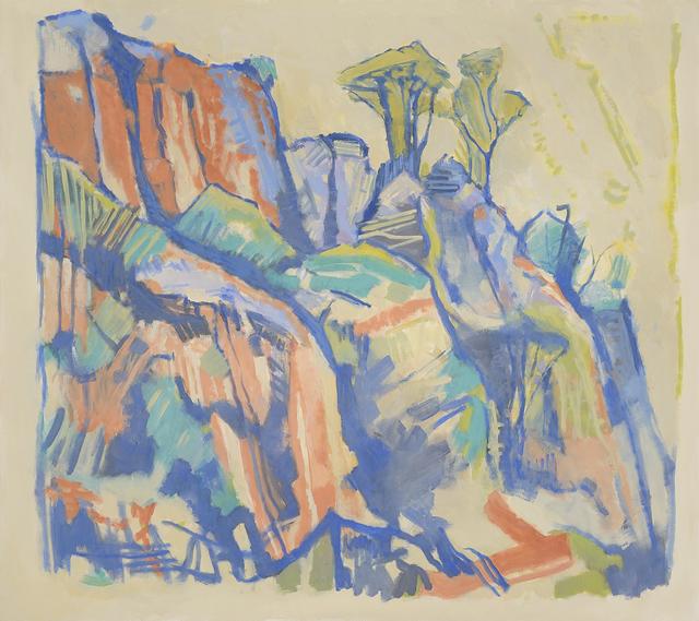 , 'North Esk,' 2017, Charles Nodrum Gallery