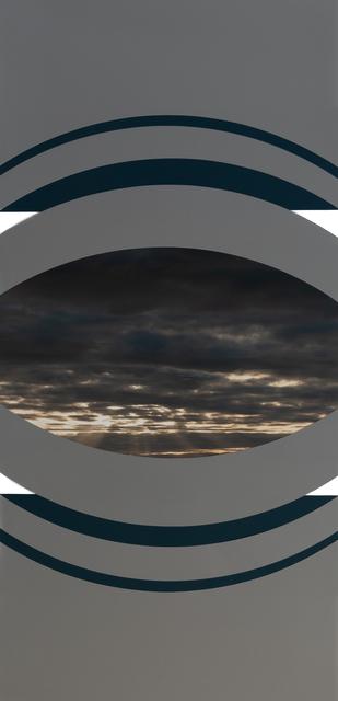 , 'Gray Rays,' 2018, 555 Gallery