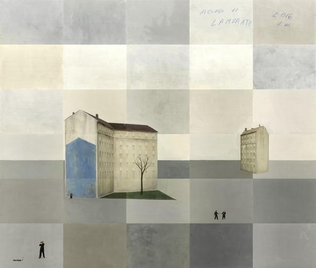 , 'Ricordo di Lambrate - La Citta Infiinita,' 2016, Flatland Gallery