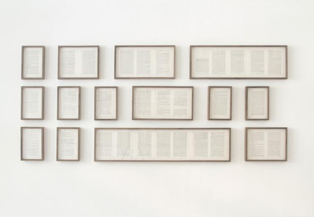 , 'Paisajes literarios (Crimen y Castigo, Fiódor Dostoyevski),' 2015, Arredondo \ Arozarena