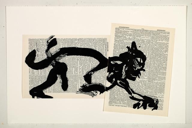 , 'Universal Archive (Ref. 20),' 2012, Barbara Edwards Contemporary