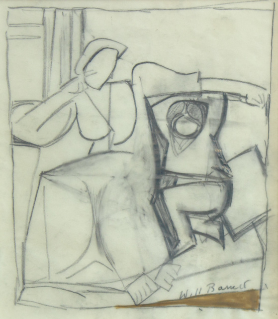, 'Untitled (Mother and Child),' 1960, Alexandre Gallery