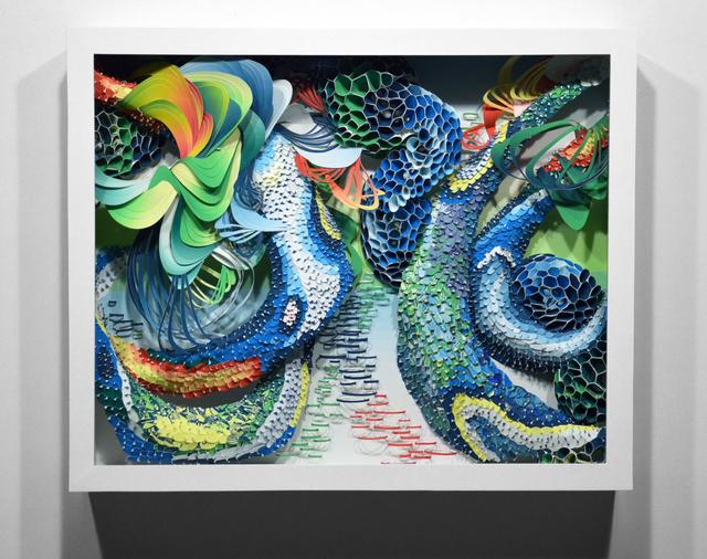 , 'Spectrum: Bio Interloper IX,' 2014, Hashimoto Contemporary