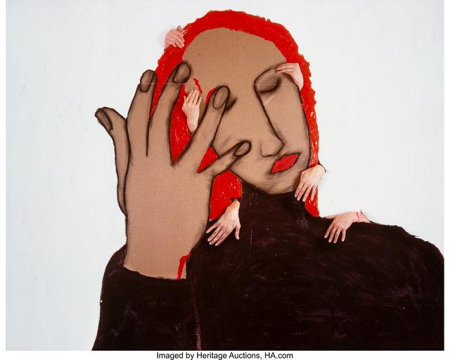 Linda Murphy Robbennolt, 'Three, Three', 1985-printed later, Heritage Auctions
