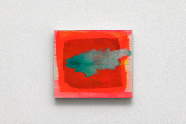 , 'Green lake,' 2018, Florence Loewy