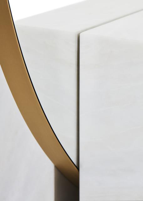 Youth Editions, 'Kika', 2017, Design/Decorative Art, Mirror, Marble, Manfredi Style