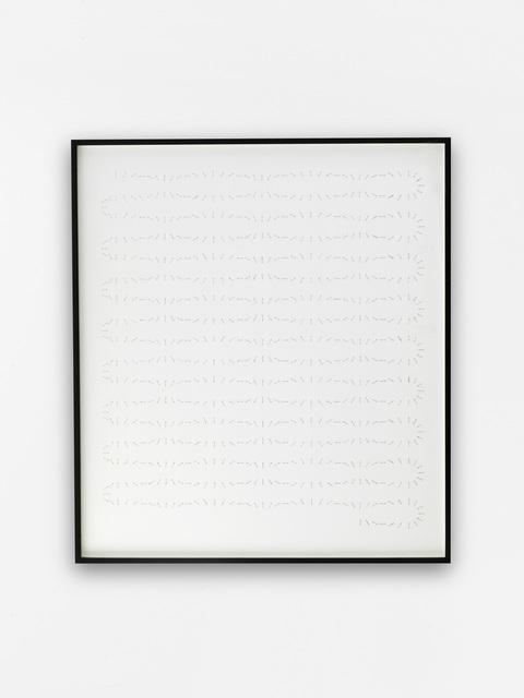 , 'Ein Monat (November 2017),' 2017, i8 Gallery
