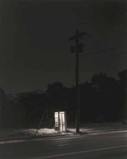 George Tice, 'Telephone Booth, 3 A.M. Rahway, NJ', 1974, Gallery 270