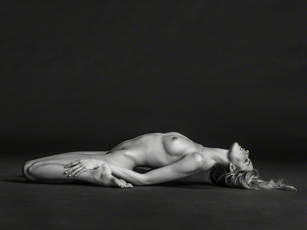 Martha Nude Reclined