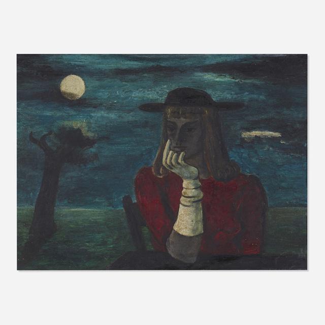 Gertrude Abercrombie, 'Self-Portrait', 1939, Rago/Wright
