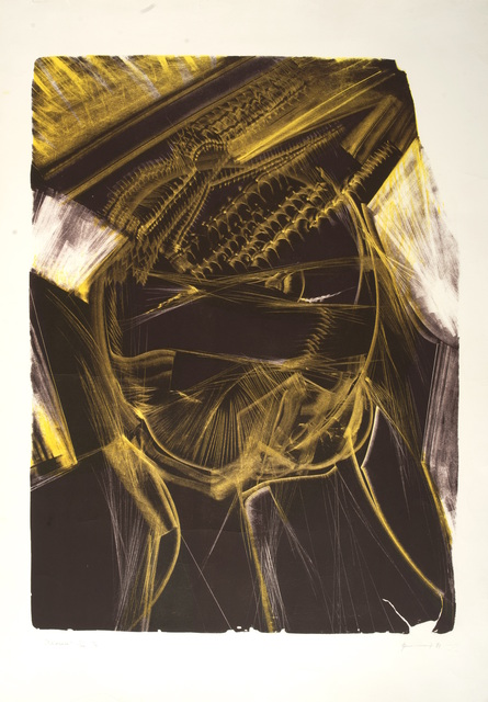 , 'Médée,' 1981, Galerie du Griffon