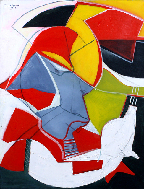 , 'Abstraction 75,' 1975, Benjaman Gallery Group