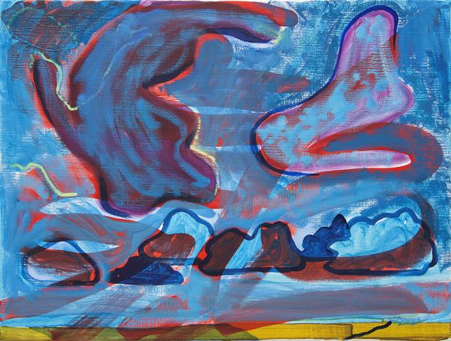 , 'Lucht,' 2015, Galerie Onrust