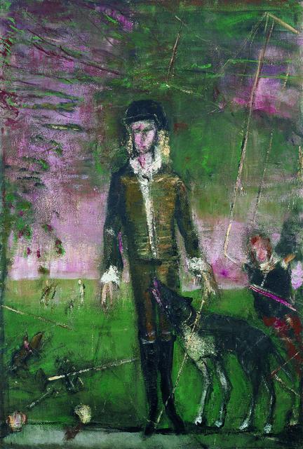 , 'Ohne Titel,' 1986, Galerie Michael Haas