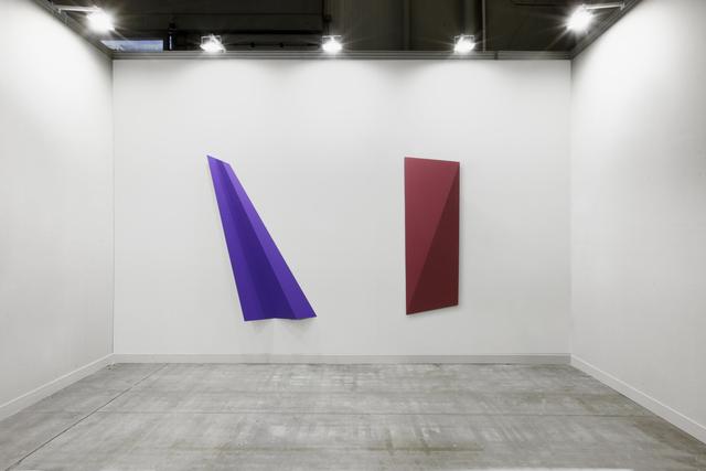 , 'Wolfram Ullrich @ MiArt 2018,' 2018, Dep Art Gallery