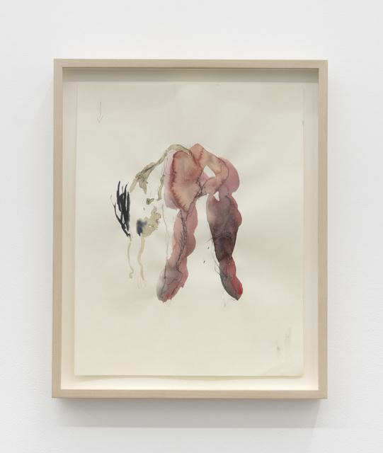 , 'Nude Sketch,' 2011, Daniel Faria Gallery
