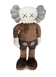 Companion Plush (Brown)