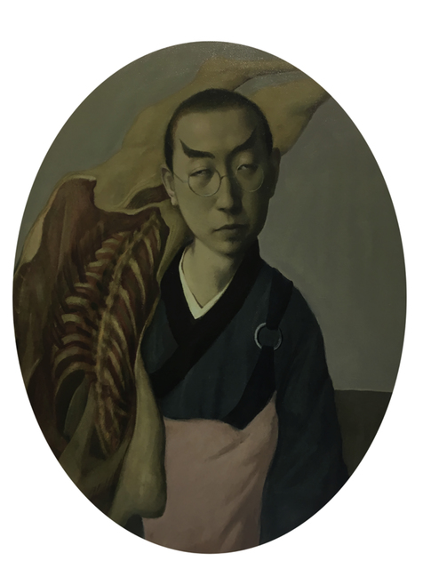 Jeffrey Wang, 'Meat Monk', 2016, Gallery House
