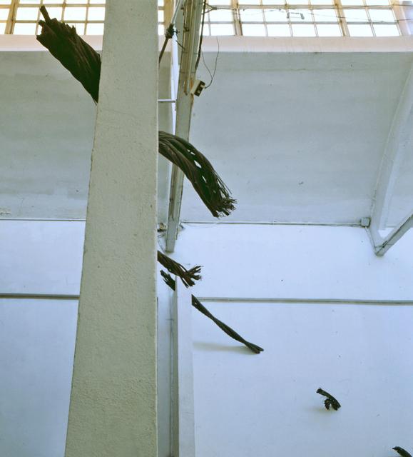 , 'Muri I,' 1987, Galleria Michela Rizzo