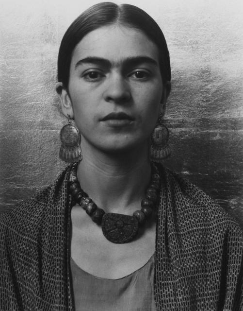 , 'Frida Kahlo, Painter 2, 1931,' 1991, Ryan Gallery