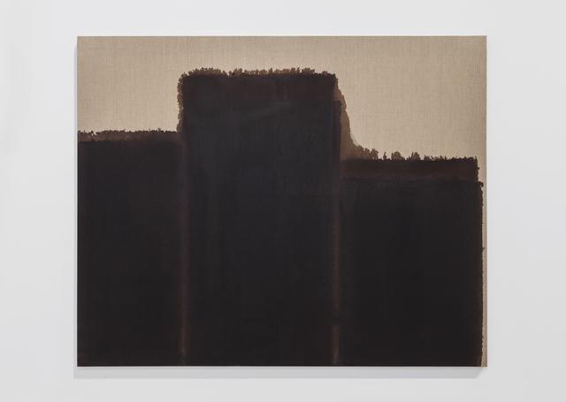 , 'Burnt Umber & Ultramarine Blue,' 1991, Simon Lee Gallery