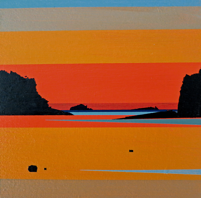 , 'Still Water Sunrise,' , Dowling Walsh