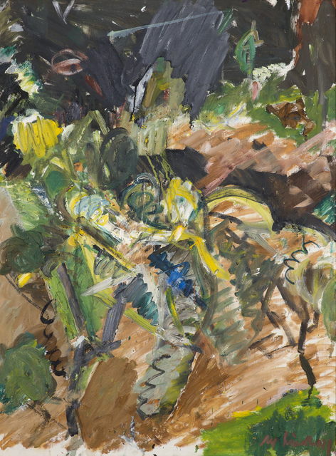 , 'Fruktträd (Fruit trees),' 1984, CFHILL