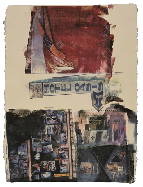 Robert Rauschenberg, 'Next Room', 2000, Gemini G.E.L.