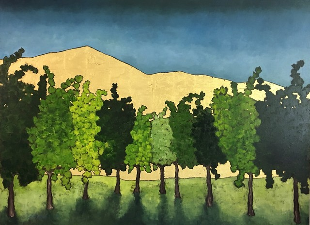 , 'Yountville Rising ,' , ÆRENA Galleries and Gardens