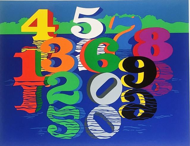 , 'Numbers (Sheehan, 111),' 1980, Alpha 137 Gallery