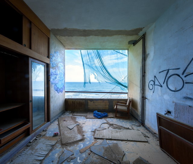 , 'Hotel dos mares,' 2018, Luis Adelantado