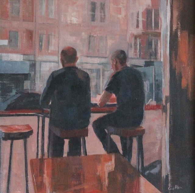 , 'The guys,' , Castlegate House Gallery