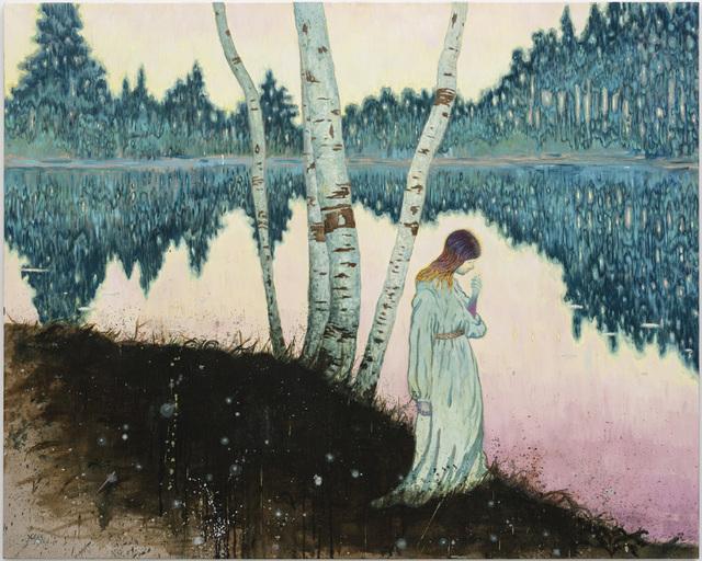 , 'När Stoftet Sjunker Neder,' 2014, Galleri Nicolai Wallner