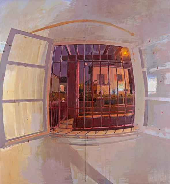 , 'Ventana de Noche (Night Window),' 2013-2015, Museo Thyssen-Bornemisza
