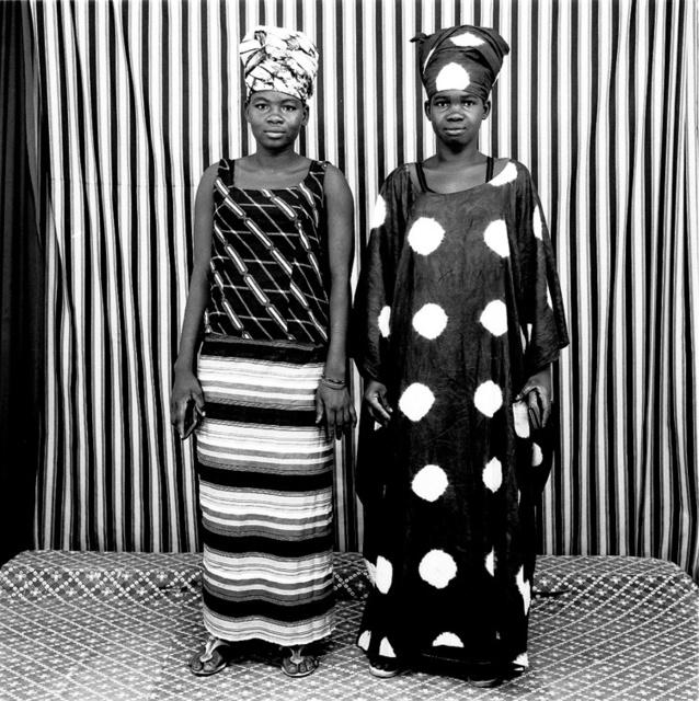 , 'Les deux copines jour de fête,' 1975, Tristan Hoare