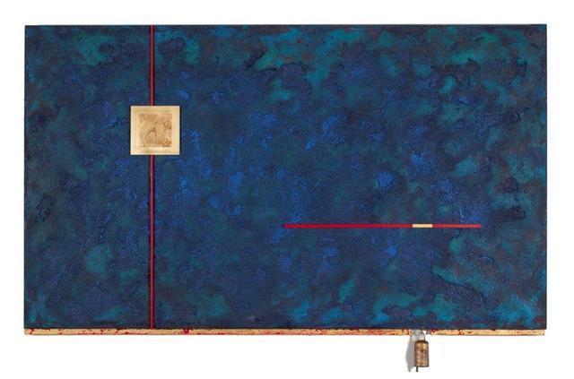 Jaime Romano, 'Passacaglia Pastoral 7 ', 2019, Biaggi & Faure Fine Art