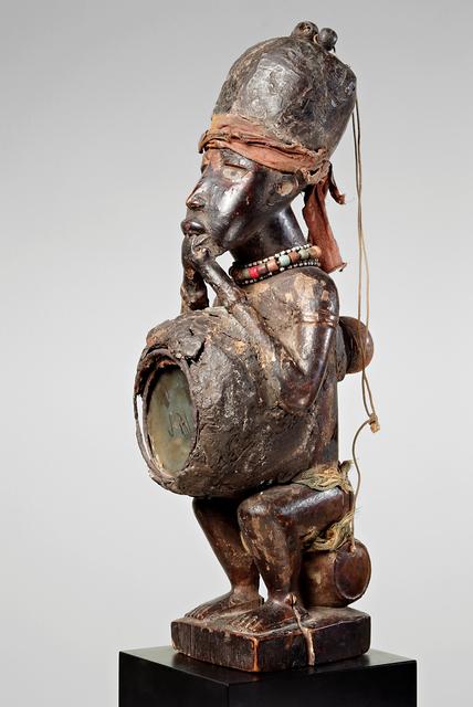 , 'Nkisi,' 20th century, Princeton University Art Museum