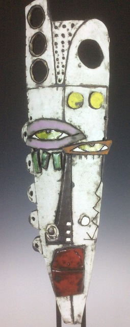 Kimmy Cantrell, 'Make It Work', 2020, Sculpture, Triple Glazed Ceramic, Gugsa Black Arts Collective