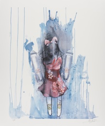 Anthony Micallef, 'Bomber Girl ,' 2008, Forum Auctions: Editions and Works on Paper (March 2017)