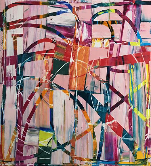 Ben Tinsley, 'Pink Panther', 2018, McCormick Gallery