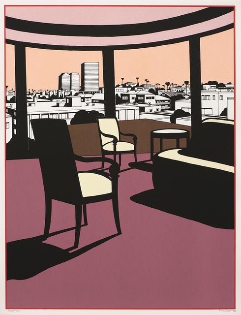 , 'Western Sunset,' 1993, Aaron Payne Fine Art