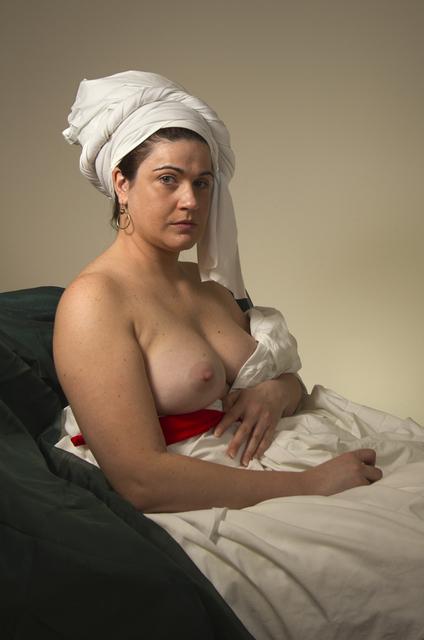 , 'Portrait of a White Woman,' 2011, Jonathan Ferrara Gallery
