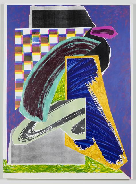 , 'Untitled (Walsh-017),' 2019, Asya Geisberg Gallery